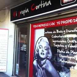Mi propia Cortina en Santiago