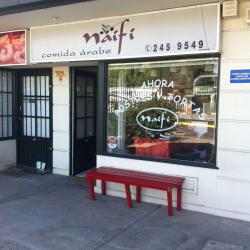 Naifi Comida Árabe en Santiago