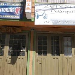 Zenzoz peluquería en Bogotá
