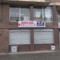 Video Bar La Familia  en Bogotá