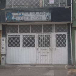 Video Bar Bolirana Don José en Bogotá