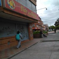 Vive A la Brasa en Bogotá