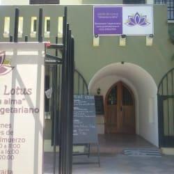 Restaurante Jardín De Lotus en Santiago