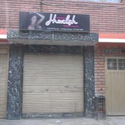 Variedades Jhoaldsh en Bogotá