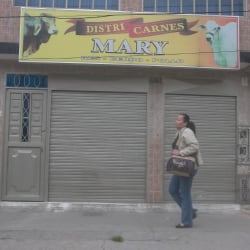 Distri Carnes Mary en Bogotá