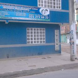 Clinicas Odontologicas Especializadas Santa Apolonia en Bogotá