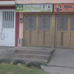 Disfraces Trajes Tipicos en Bogotá