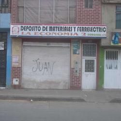 Deposito De Materiales y Ferrelectricos La Economia 2 en Bogotá