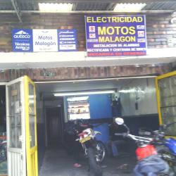 Motos Malagon en Bogotá