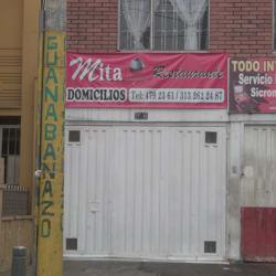 Mita Gourmet Restaurante en Bogotá