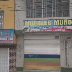 Muebles Muñoz en Bogotá