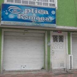 Óptica Romana en Bogotá