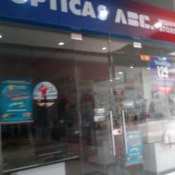 Opticas ABC en Bogotá