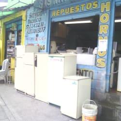 Agencia Whirlpool Av. Cali en Bogotá