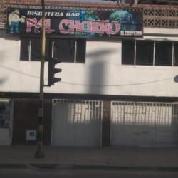 Pal Chorro en Bogotá