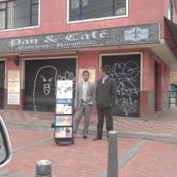 Pan & Cafe en Bogotá