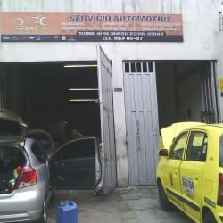 Servicio Automotriz RoaCan en Bogotá