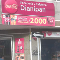 Panadería y Cafetería Dianapan en Bogotá