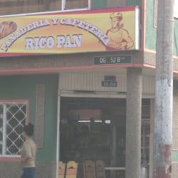 Panaderia y Cafeteria Rico Pan en Bogotá
