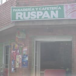 Panaderia y Cafeteria Ruspan en Bogotá
