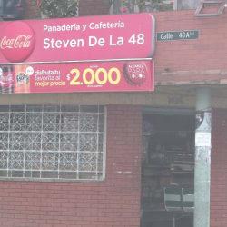 Panaderia y Cafeteria Steven de la 48 en Bogotá