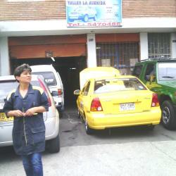 Taller la Avenida en Bogotá