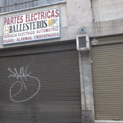 Partes Electricas Ballesteros en Bogotá