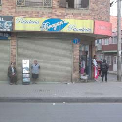 Pasteleria Panaderia Brayan´s en Bogotá