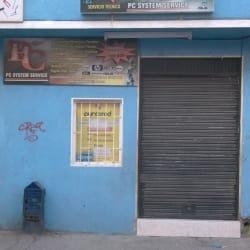 PC System Service en Bogotá
