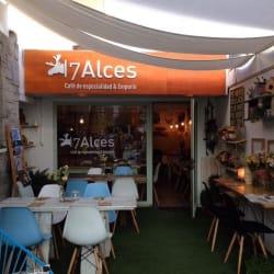 7 Alces café y emporio en Santiago