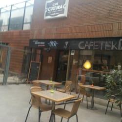 Café Cultura - Suecia en Santiago