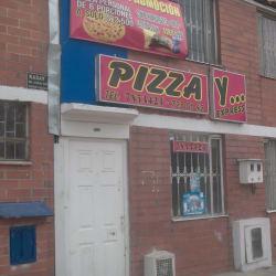 Pizza y ...Express en Bogotá