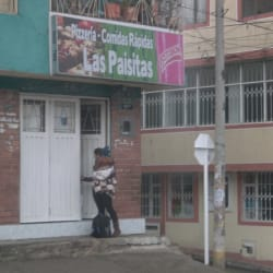 Pizzeria-Comidas Rápidas Las Paisitas en Bogotá