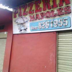 Pizzeria Napoles en Bogotá