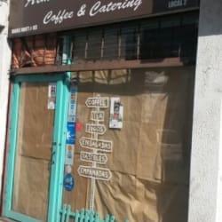 Almendra Gourmet Coffee & Catering en Santiago