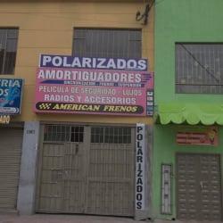 Polarizados Carol Glass en Bogotá
