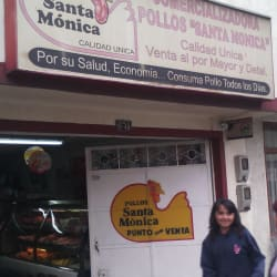 Pollo Santa Monica en Bogotá