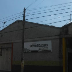 Power Machine Gym en Bogotá