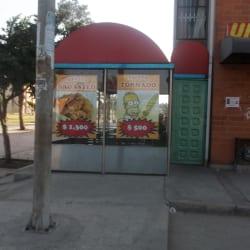 Presita Broasted Papita Tornado en Bogotá