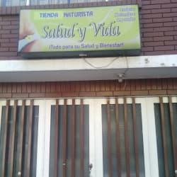 Tienda Naturista Salud y Vida en Bogotá