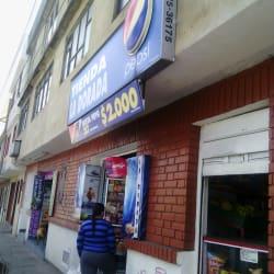Tienda La Dorada en Bogotá
