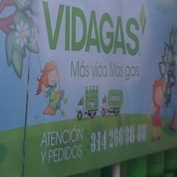 Vidagas en Bogotá