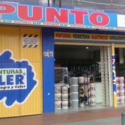 Punto Bler en Bogotá