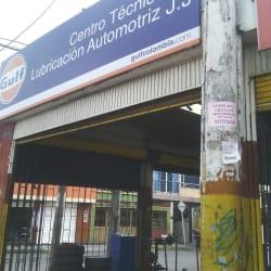 Centro Tecnico de Lubricacion Automotriz J.J en Bogotá