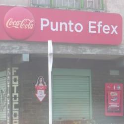 Punto Efex en Bogotá