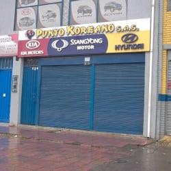 Punto Koreano S.A.S en Bogotá