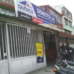 Dismotos J.M en Bogotá