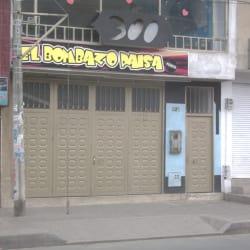 El Bombazo Paisa en Bogotá