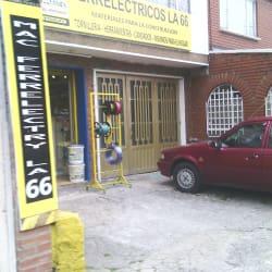 Ferrelectricos La 66 en Bogotá
