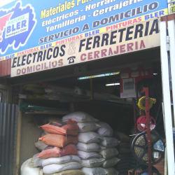 Ferrelectricos Calderon en Bogotá